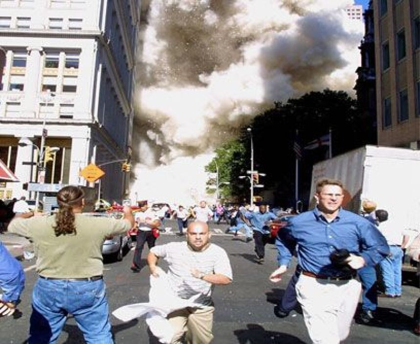 Recordando- Fue la mañana del 11 de septiembre de 2001 cuando más de 3 m...