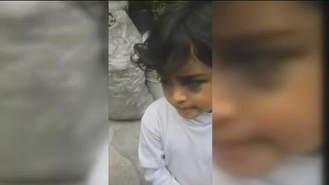 Niña de 4 años golpeada por su padrastro quedó cubierta en moretones