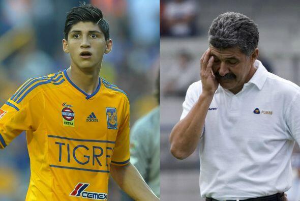 Para este apertura 2014 el estratega de los Tigres, Ricardo Ferretti, ya...