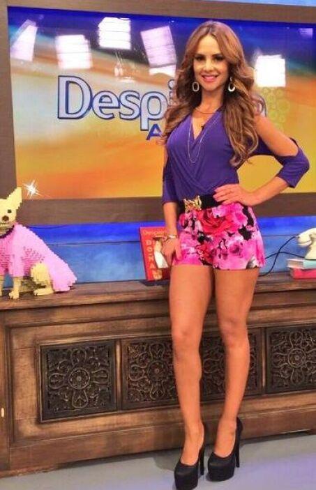 """La fotico de hoy en @DespiertaAmeric"", compartió Ximena. (Febrero 25, 2..."