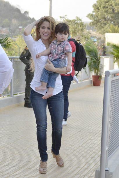 . Shakira conoció el verdadero amor en el 2010 con Gerard Piqu&ea...