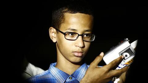 El joven de 14 años fue recibido por el presidente Barack Obama e...