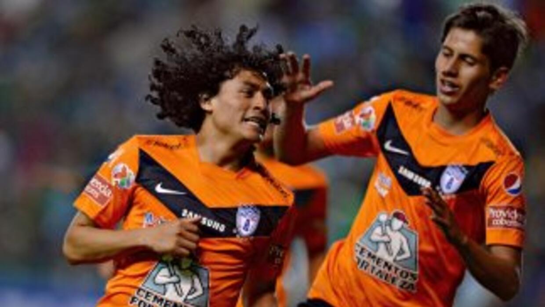 Pachuca venció a León como visitante.
