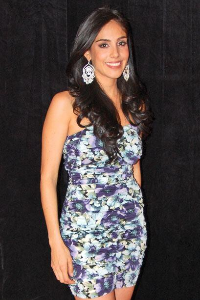Sandra Echeverría es la cuarta candidata.