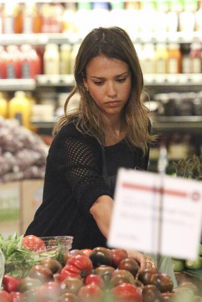 Ir de compras es más complicado de lo que parece, ¿No es así, Jessica?
