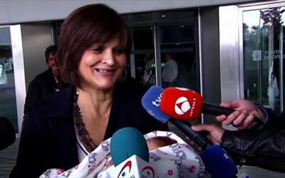 Una española que dio a luz a los 62 años anima a otras mujeres a ser mad...