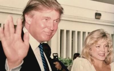 Cuando era paparazzi le tomó esta foto al presidente electo Donald Trump...