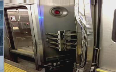 Descarrilamiento de un tren en Penn Station retrasó toda la operación en...