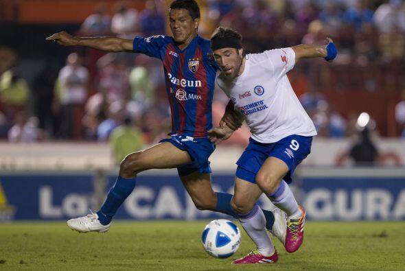 Mariano Pavone: Es cierto que el centro delantero no metió ningún gol an...