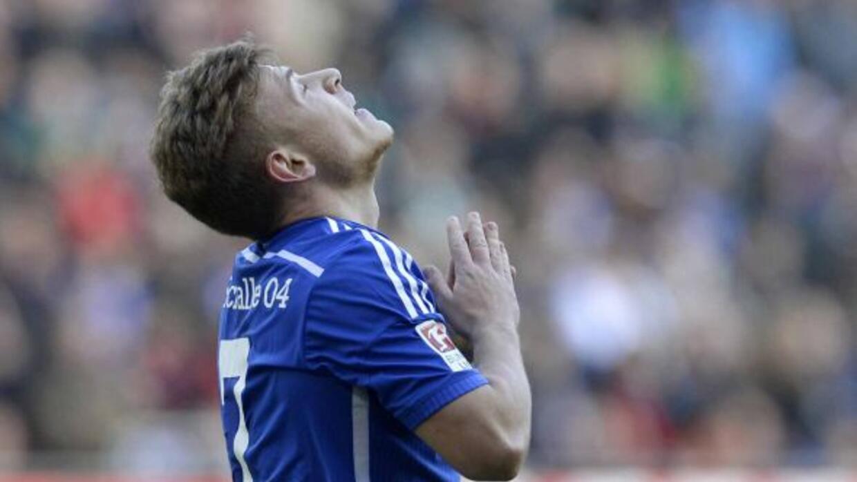 La poca claridad del ataque del Schalke no le permitió imponerse.