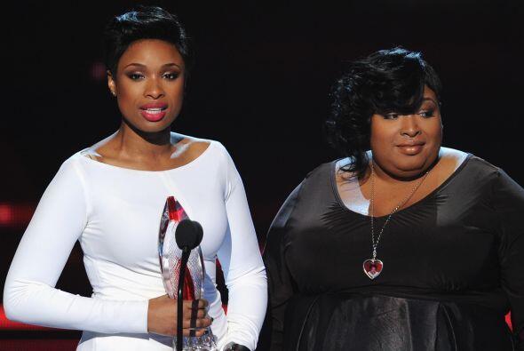 Un momento emotivo fue el homenaje a Jennifer Hudson y su hermana, por s...