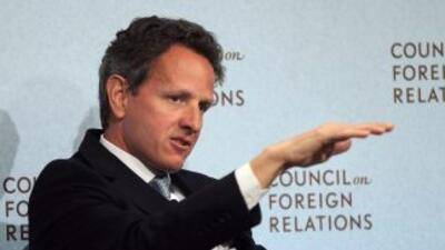 Tim Geithner advirtió a los congresistas de que el no pago de la deuda t...