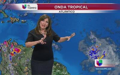 Ojo ante la posible llegada de una onda tropical