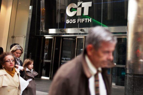 """5. CIT (banco) - 1º noviembre 2009 """" 71 mil millones."""