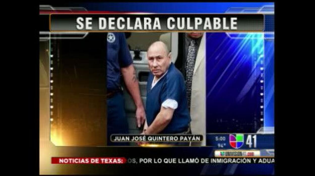 Las autoridades lo entregaron a la Justicia estadounidense el 23 de abri...