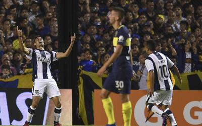 Boca Juniors cayó por 2-1 ante Talleres