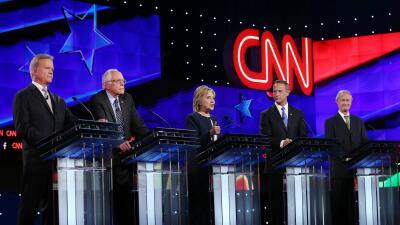 Jorge Ramos: Falta un año GettyImages-democrat-candidates.jpg