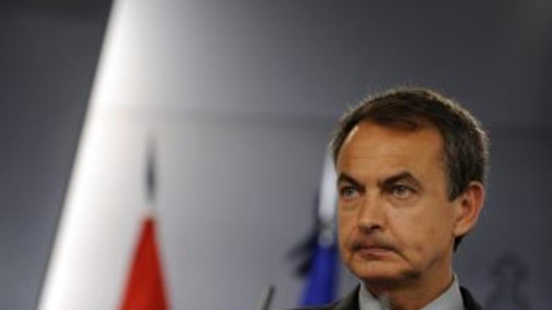 Dura derrota de los socialistas de Zapatero en elecciones locales en Esp...