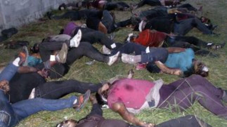 La Iglesia Católica mexicanoa condenó la matanza de indocumentados en Ta...