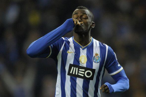 Tras un destacado paso por el fútbol mexicano, fue fichado por el Porto...