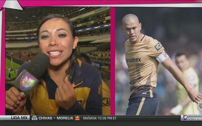 Desatadas: Las fanáticas del América y Pumas declararon su amor por sus...