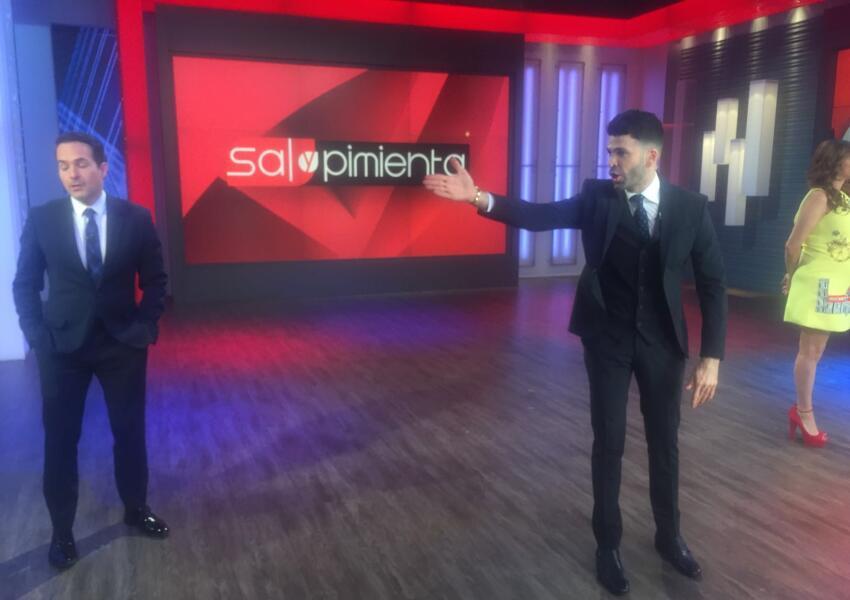 Los conductores de Sal y Pimienta trabajan incansablemente para traerte...