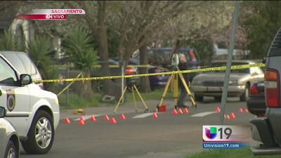 Hombre herido en tiroteo en Del Paso Heigths