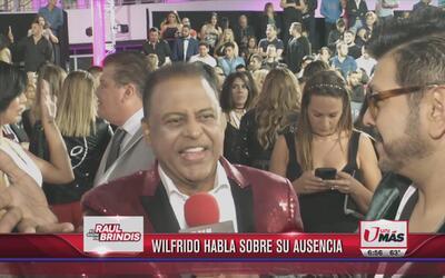 Wilfrido Vargas habla sobre su ausencia en la música