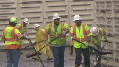 Equipo del Noticiero encontró el cadáver de una de las víctimas en Houston