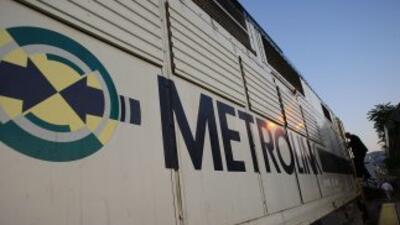 Un hombre al parecer se suicidó al dejarse impactar por un tren de Metro...