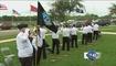 San Antonio celebra a sus veteranos