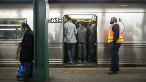 MTA anuncia plan para disminuir los retrasos en el servicio de trenes