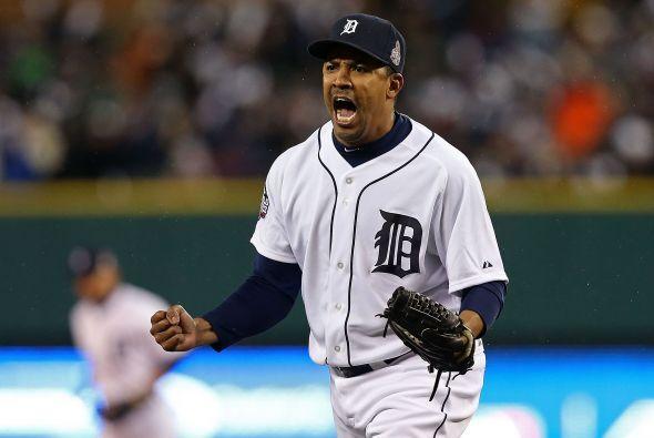 El buen relevo de Detroit mandó el juego a extra inings.