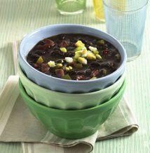 Sopa de frijol negro a la cubana: Para esos días que deseas comer un pla...