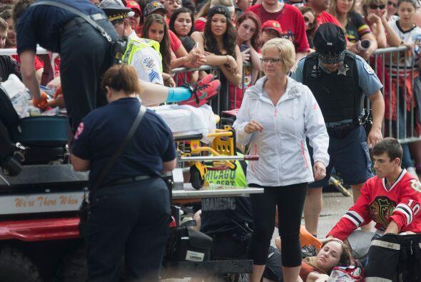 Sin embargo sólo fueron contados los casos de emergencia.