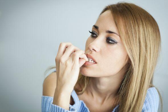 1.- No las muerdas: Desgraciadamente es un mal hábito que muchas...
