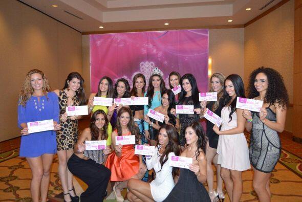 Estas chicas fueron las últimas en ser elegidas para participar en la oc...