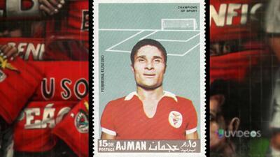 Murió Eusébio, la estrella del fútbol portugues a los 71 años