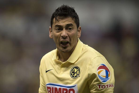 América también ha resentido las lesiones de Rubens Sambueza que no ha e...