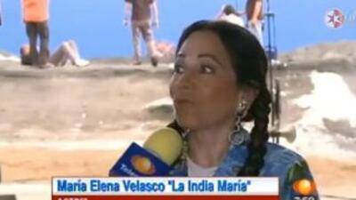 La India María regresa al cine
