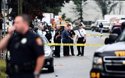 La policía estatal de Nueva Jersey apoya las investigaciones de l...