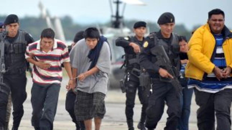 Uno de los cárteles de la droga más sanguinarios de México, 'Los Zetas',...