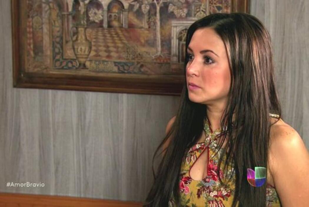 Amanda contó la verdad a Natalia sobre Dionisio, su papá, y la joven se...