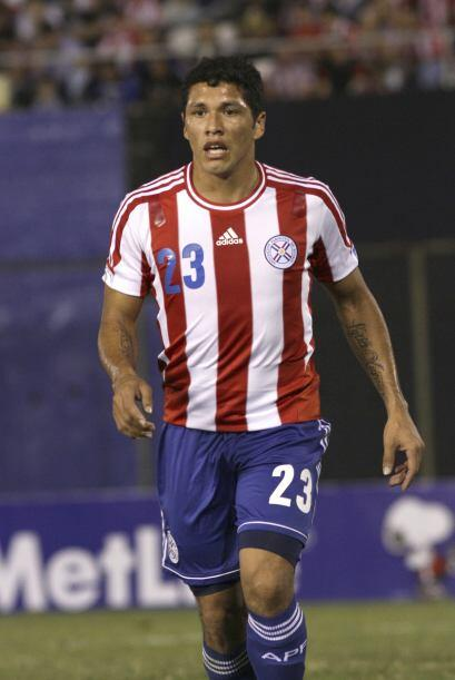 El paraguayo de 23 años, Richard Ortiz, es seleccionado lateral i...
