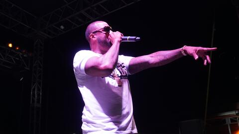 Zro and Slim Thug performed together at the Alamo City Music Hall for Si...