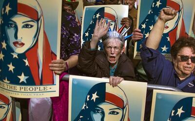 En video: el nuevo veto musulmán de Trump