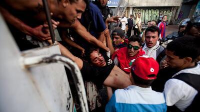 Muertos y capturas tras jornada fatal de protestas en Venezuela