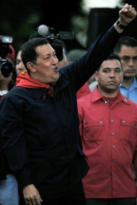 En el palacio Miraflores, el mandatario afirmó 'en estos nueve años noso...