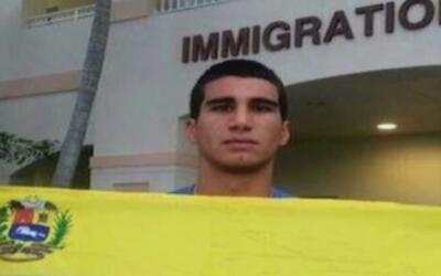 Venezolano buscaba asilo político en Estados Unidos y terminó en un cent...