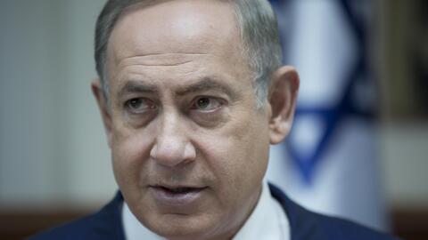 Netanyahu: la prioridad de mi viaje a EEUU y Reino Unido será la agresió...